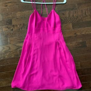 Magenta EXPRESS dress